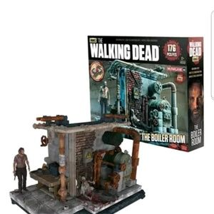 Other - The walking dead construction site/Rick grimes
